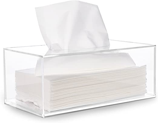 organizador de papel para rec/ámara encimeras dispensador de servilletas faciales 1 caja de pa/ñuelos