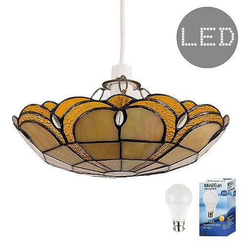 Art Deco Lamp Shades Amazon Co Uk
