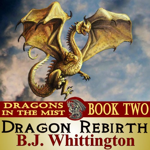 Dragon Rebirth audiobook cover art