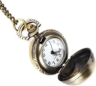 Ball Shape Small Quartz Pocket Watch