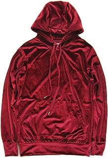 Unisex Velvet Velour Swag Fashion Hoodies