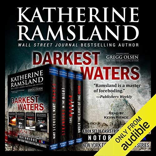Darkest Waters (True Crime Box Set): Notorious USA cover art