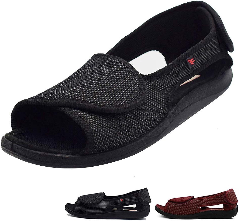 6b765e678794a NKeepB Women Men Open Toe Sandals Slipper Arthritis Arthritis ...
