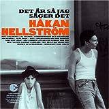 Songtexte von Håkan Hellström - Det är så jag säger det