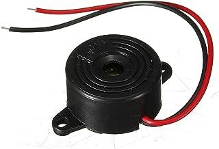 Price 10Pcs Durable 3-24V Piezo Electronic Buzzer Alarm 95DB Continuous Sound Beeper Arduino Car Van
