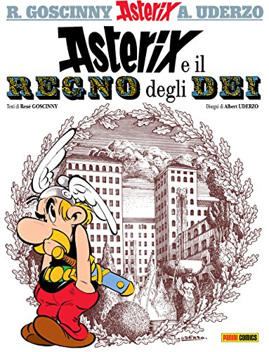 Asterix e il Regno degli dei (Italian Edition)