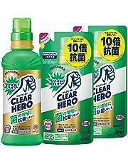 ワイドハイター クリアヒーロー(CLEARHERO)抗菌リキッド