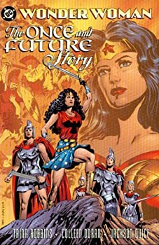 Wonder Woman: The Once & Future Story - Book  of the Wonder Woman