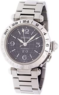 Pasha Automatic-self-Wind Male Watch W31049M7 (Certified Pre-Owned)