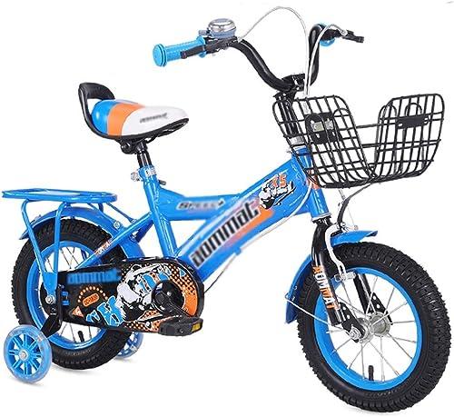 apresurado a ver Bicicletas para Niños, bicicleta al aire libre para para para niñas y Niños, carro para pedal de interior, bicicleta de ejercicios para Niños, triciclo para Niños, bicicleta de ejercicios para Niños-16 pollici  ventas en linea