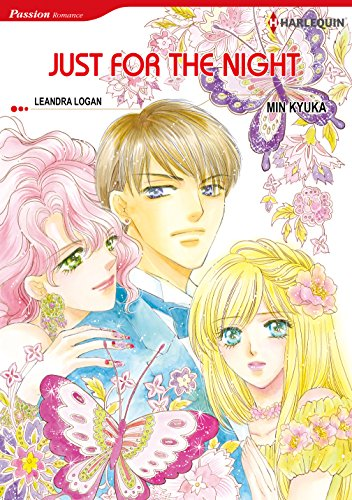 Just for The Night: Harlequin comics (English Edition)