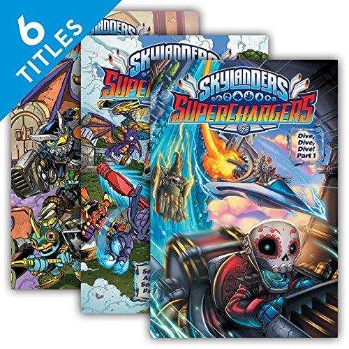 Skylanders: Superchargers (Set)