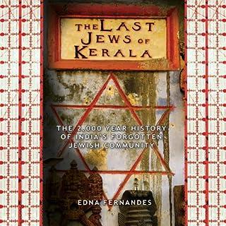 The Last Jews of Kerala audiobook cover art