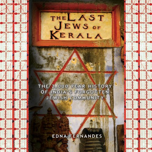 The Last Jews of Kerala audiobook cover art