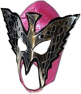 Wrestling Masks UK Women's Butterfly Lucha Libre Mexican Mask