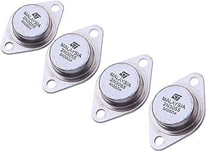 RETYLY 4 x 2N3055 15A 60V NPN AF Audio Power Transistor to-3