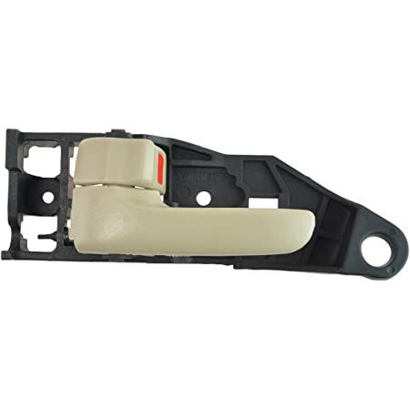 REPAIR KIT FOR 99-03 SOLARA RIGHT BLACK INSIDE TOYOTA DOOR HANDLE W// BEZEL COVER