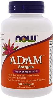 Now Foods Adam, Superior Men's Multi, Softgels, 90ct