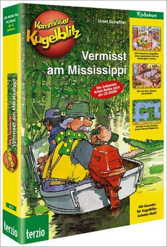 Kommissar Kugelblitz Vermisst am Mississippi für PC Neu