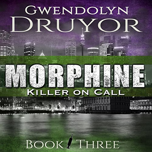 Morphine audiobook cover art