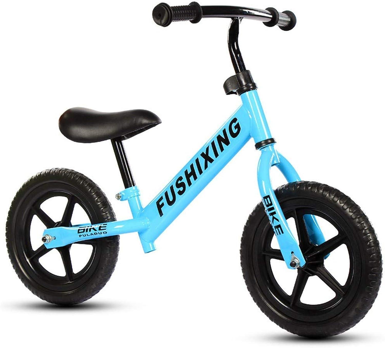 compras de moda online Steaean Equilibrar Equilibrar Equilibrar Bicicleta Equilibrar Coche Coche Niños Diapositiva Paso Bicicleta asistida Doble Rueda sin Pedal Niño  forma única