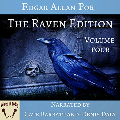 The Works of Edgar Allan Poe audiobook cover art