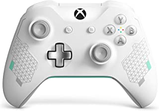 Microsoft - Mando Inalámbrico Edición Especial (Xbox One), color blanco