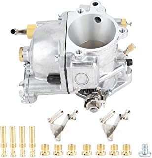Qiilu Motorcycle Carburetor Carb for S&S Cycle Super E Shorty Carburetor Big Twin Sportster 11-0420