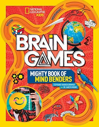 Brain Games 2: Mighty Book of Mind Benders