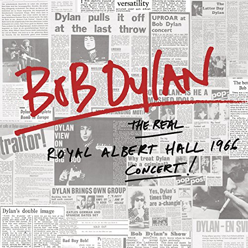 The Real Royal Albert Hall 1966 Concert [Vinyl LP]