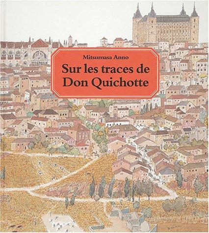 Sur les traces de Don Quichotte (ALBUM)