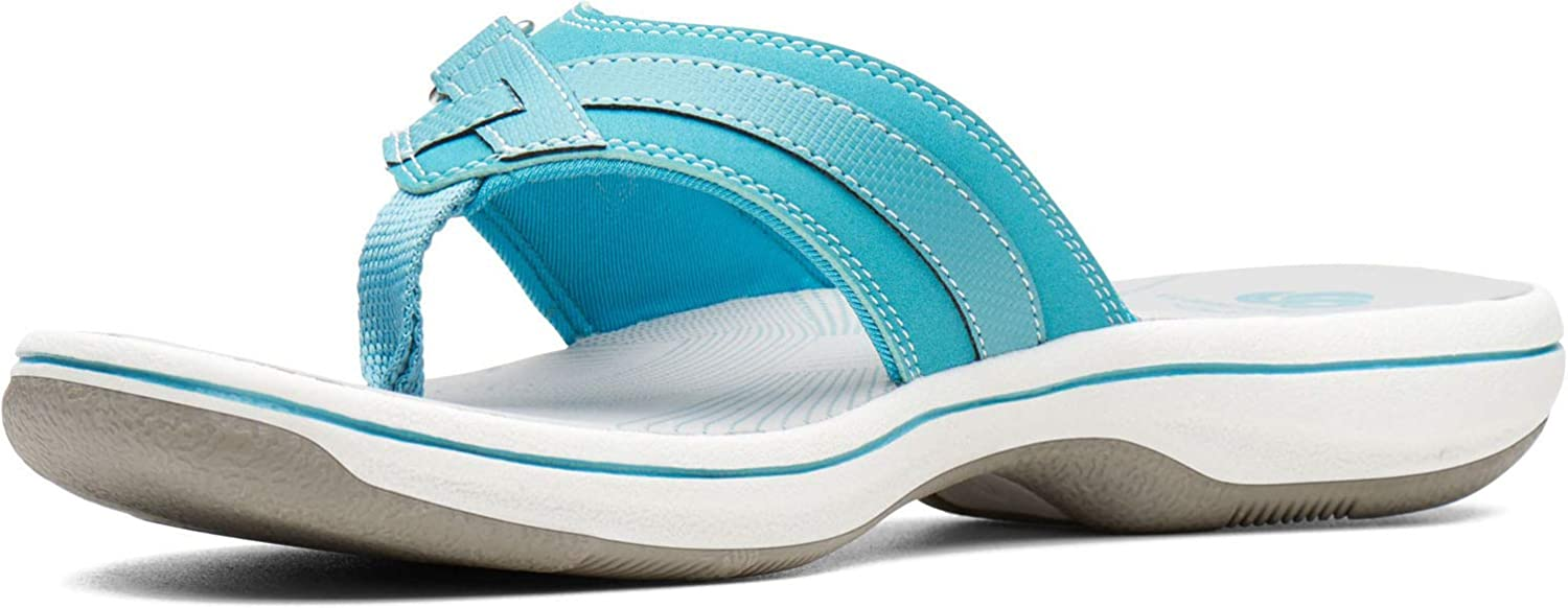 Clarks - Womens Ranking TOP9 Breeze Discount mail order Sea H Sandals