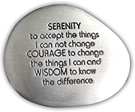 Cathedral Art SS126 Serenity Prayer Soothing Stone, 1-1/2-Inch