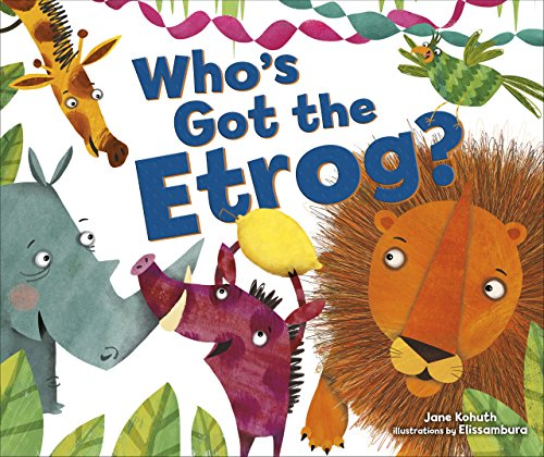 Who's Got the Etrog? (English Edition)