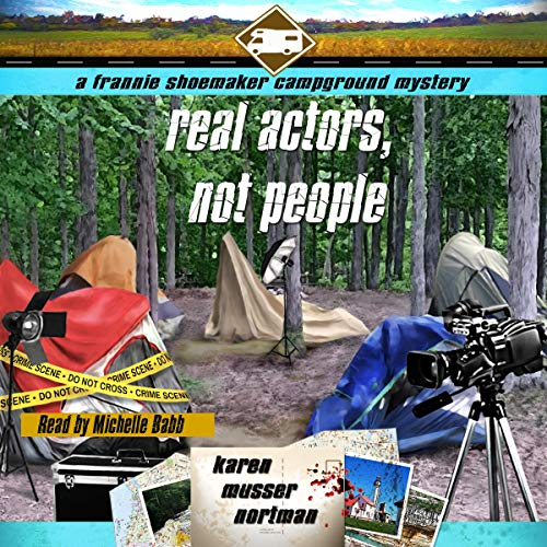 Real Actors, Not People cover art