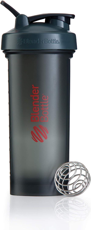 BlenderBottle Pro45 - Botella de Agua y mezcladora, 1300 ml