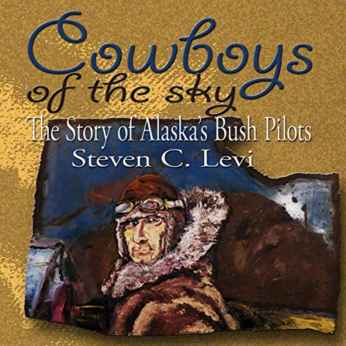 Cowboys of the Sky audiobook cover art