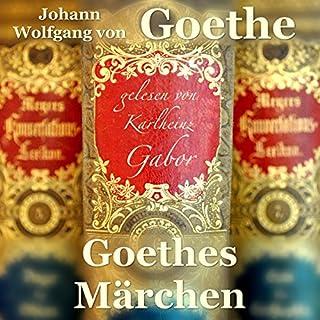 Goethes Märchen Titelbild