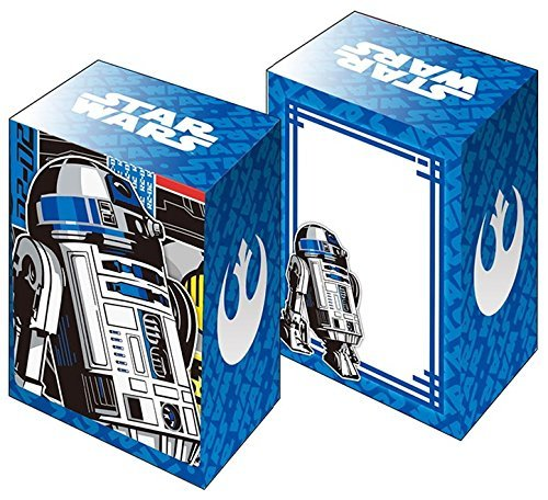 Star Wars R2-D2 Anime Character Card Deck Box Case Holder V2 Vol.194 image