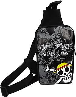 Anime Cosplay Crossbody Sling Bags Backpack Rucksack Shoulder Bag Daypack Chest Bag Hiking