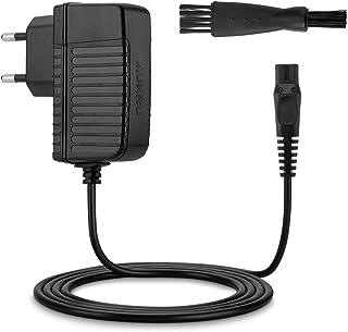 Aukru Cargador Philips de 15V para afeitadora eléctrica