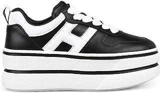 HOGAN Luxury Fashion Womens HXW4490BS01KLA0002 Black Sneakers | Season Permanent