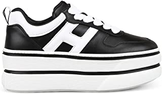 HOGAN Luxury Fashion Womens HXW4490BS01KLA0002 Black Sneakers   Season Permanent