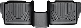 WeatherTech Custom Fit Rear FloorLiner for Ford Taurus, Black
