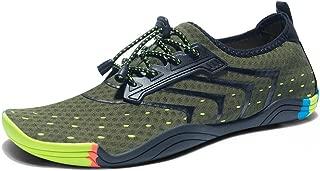 LZ Mens Womens Water Shoes Quick-Dry Breathable Barefoot Aqua Socks Beach Swim Surf Hiking Shoes for Running Walking Kayaking Yoga