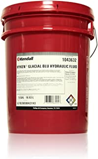 Kendall HYKEN GLACIAL BLU Hydraulic Fluid - 5 gal. pail