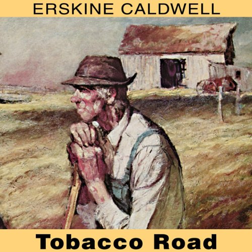 Tobacco Road audiobook cover art