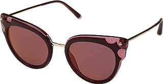 Dolce & Gabbana Sunglasses Butterfly for Men , Red , 0DG4340 3190D0 51