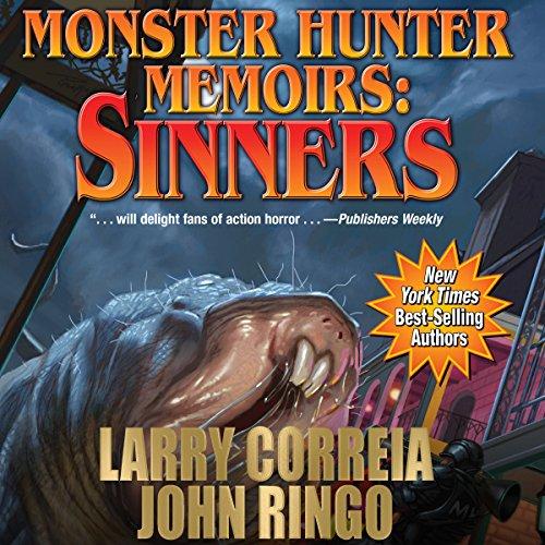 Monster Hunter Memoirs: Sinners cover art