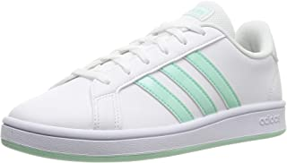 Adidas Tenis Grand Court Base - FY8820 - Blanco - Mujer